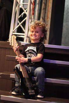 Metallica Toddler T-shirt Little Horseman