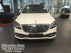 Mercedes-Benz Dealer   Dealer Mercedes Benz Jakarta: Harga Mercedes Benz S 450 L Exclusive nik 2018