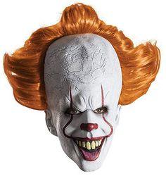 Halloween Fancy Dress Party Mask Red Nose Clown Masquerade Mascaras Masks RUYKßß