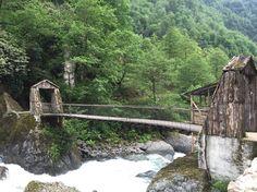 Mençuna River, Arhavi, Artvin