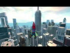 The Amazing Spider-Man 2 -- Mobile Game -- Trailer   HD
