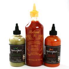 Sriracha: spice up any meal!