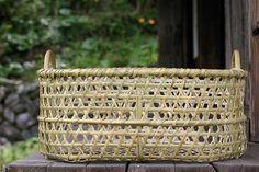 Laundry Basket, Wicker, Picnic, Organization, Garden, Home Decor, Getting Organized, Organisation, Garten