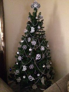 Handmade His and Hers Oakland Raiders Christmas stocking