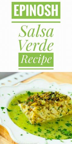 We will show you how to prepare a Salsa Verde to the Spanish in a simple and rich way.