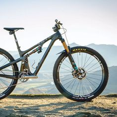 Custom builds from & . Here's a with our and bar and stem. Mountain Biking, Cycling, Bicycle, Building, Biking, Bike, Bicycle Kick, Bicycling, Buildings