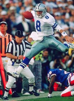 Top 50 Dallas Cowboys of All Time - No. 4: Troy Aikman (QB, 1989-2000) #Dallas #Cowboys #NFL #DallasCowboys #CowboyNation #HowBoutThemCowboys #TroyAikman