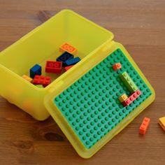 DIY Travel Lego Box