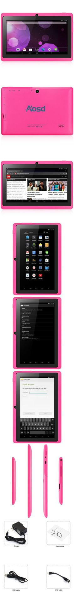 Q83 6.9 inch Android 4.4 Tablet PC