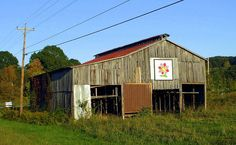 Quilted Barn, Tennessee