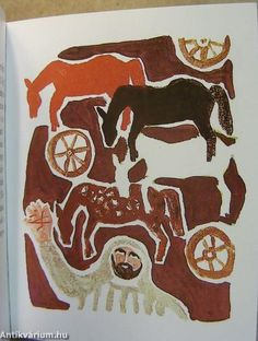 """Képtalálat a következőre: """"Bálint Endre biblia"""" Gingerbread Cookies, Moose Art, Animals, Bible, Gingerbread Cupcakes, Animales, Animaux, Animal Memes, Animal"""