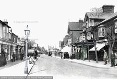 Photo of #Crawley, High Street 1905. Part of The Francis Frith Collection of historic photographs of Britain. Did you know you can browse the archive online today for free? Your nostalgic journey has begun... #francisfrith #photography #archives #frithphotos #historicbritain #thefrancisfrithcollection