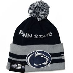 quality design 07dfc 26058 Compare prices on Penn State Nittany Lions Pom Hats from top online fan  gear retailers.