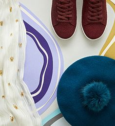 Colour Spectrum: Autumn's Must-Wear Shades - If like us you find this colour explosion infectious, then we've got just the thing—a curation of new clothing that swirlsright across the autumn colour spectrum.  From crisp but cosy whites to deep and moody reds, …