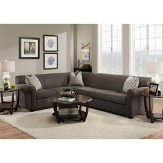 Found It At Wayfair   Aria Sectional