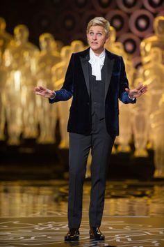 Ellen DeGeneres Foto: Michael Yada / ©A.M.P.A.S