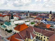 City Hall Tower - the same beauty of Oradea, a different point of view. Go up and see more of this wonderful city. Visit Romania, Different Points Of View, Go Up, Point Of View, City Break, Tower, Architecture, Building, Travel