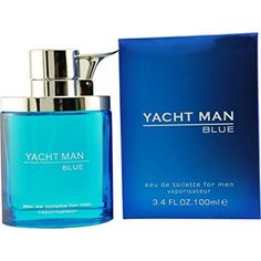 Yacht Man Blue By Puig Eau-de-toilette Spray, Ounce - Yacht man blue is classified as a refreshing, fresh, masculine, sensual fragrance. Yacht man blue is recommended for all occasions. Product Features Eau de toilette spray ounce This item Best Perfume For Men, Mens Perfume, Conditioner, Perfume Reviews, Best Fragrances, Men's Grooming, Parfum Spray, Smell Good, The Body Shop