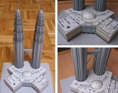 Free Original and Exclusive Paper Models and the Best, Rare and Unusual Free Papercrafts of All the World!