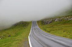 Faroe Islands, Denmark, Country Roads