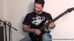 *1st Place Winner* - Yiannis Papadopoulos -  Ibanez Guitar Solo Competit...
