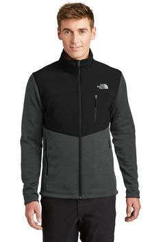 ee973b110c561 Combining breathable mid-weight fleece with durable WindWall stretch  overlays