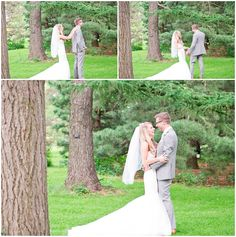 First look wedding photos in Experimental Farm Arboretum Ottawa