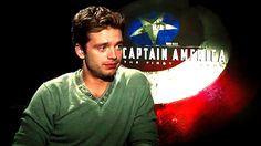 But that's all part of his charm. | Attention: Sebastian Stan Is Who Your Heart Should Lust For