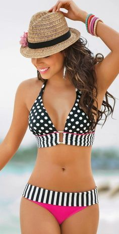 Stylish Women's Beachwear For Summer 2015 (26)