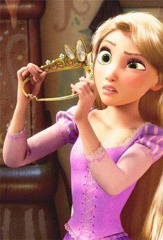 """I am the lost princess..."""