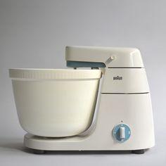 coolest mixer ever - braun 1950s