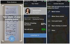 This App Will Help You Contest Parking Tickets
