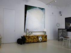 Minimalistické designové dveře v líci se stěnou - to jsou skryté zárubně a bezobložková stavební pouzdra pro posuvné dveře od firmy FILOMURO