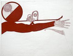 Conkordia Klar, ofort, akvatinta 1979 Flag, Logos, Art, Art Background, Logo, Kunst, Science, Performing Arts, Flags