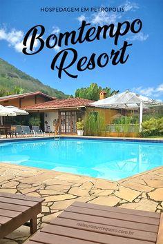 O Bomtempo Resort é uma ótima opção de hospedagem para quem procura tranquilidade e ar puro em Itaipava. Veja aqui como foi esta hospedagem em nossa última visita a Petrópolis (RJ).