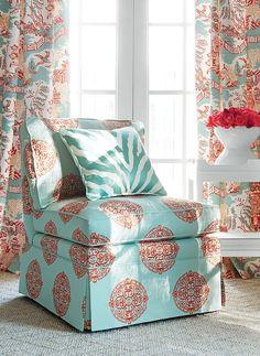 Unique Wesley Hall Fabric