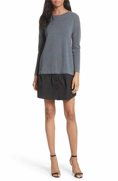 Main Image - Milly 2-in-1 Sweater Dress