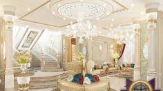 Luxury villa in Jeddah Saudi Arabia