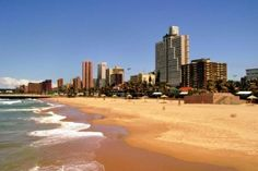 Beach Holidays : Golden Mile , South Africa