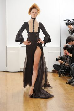 Julien Fournie Fall/Winter 2013-14 Couture Collection #pfw #hautecouture #fashionweek
