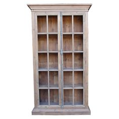 Showcase your favorite reads and artisan accents on the rustic bookcase, beautifully crafted from reclaimed pine wood.      Product:
