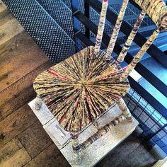Cool chair from Paris Design Week