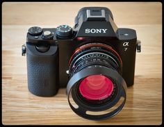 Sony A7 Full Spectrum Conversion
