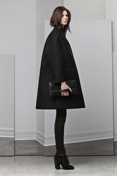 Neil Barret FW12. oh grand silhouette