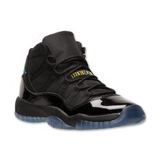 Boys' Grade School Jordan Retro 11 Basketball Shoes ($60) ❤ liked on Polyvore featuring shoes, sneakers and jordans