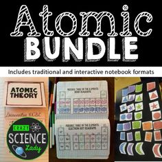 Atomic theory timeline project a visual history of the atom atomic bundle atomic structure ions isotopes periodic table bonding urtaz Gallery