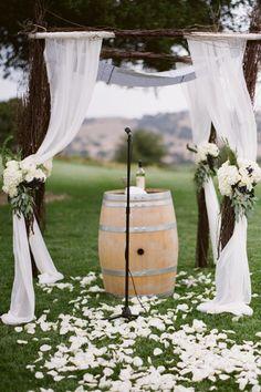 Bodas en torno al vino #bodas #vino
