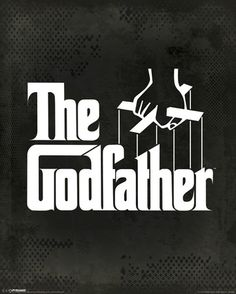 """Instead of """"The Godfather"""" have the hand with the puppet strings holding the name Jim"""