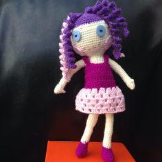 Crochet lalaloopsy.