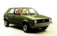 Volkswagen Golf - 1975